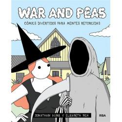 WAR AND PEAS. COMICS DIVERTIDOS PARA MENTES RETORCIDAS