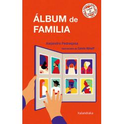 ALBUM DE FAMILIA. PREMIO CIUDAD DE ORIHUELA 2020